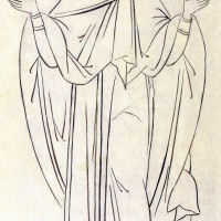 Покров Пресвятой Богородицы прорись